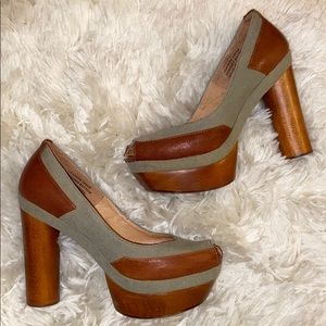 Jeffrey Campbell Yield Woodies